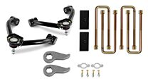 Cognito 3-Inch Standard Leveling Lift Kit for 20-21 Silverado/Sierra 2500/3500 2WD/4WD