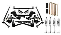Cognito 7-Inch Standard Lift Kit With Fox PS 2.0 IFP Shocks For 01-10 Silverado/ Sierra 2500/3500 2WD/4WD Trucks Non-StabiliTrak