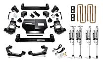 Cognito 4-Inch Performance Lift Kit with Fox PS 2.0 IFP Shocks for 20-21 Silverado/Sierra 2500/3500 2WD/4WD