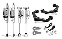 Cognito 3-Inch Premier Leveling Kit with Fox PSRR 2.0 Shocks for 20-21 Silverado/Sierra 2500/3500 2WD/4WD