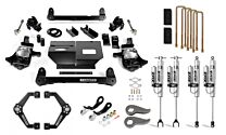 Cognito 6-Inch Performance Lift Kit with Fox PSRR 2.0 Shocks for 11-19 Silverado/Sierra 2500/3500 2WD/4WD