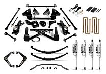 Cognito 10-Inch Performance Lift Kit for 01-10 Silverado/ Sierra 2500/3500 2WD/4WD Trucks.