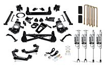 Cognito 7-Inch Performance Lift Kit with Fox PSRR 2.0 Shocks For 20-21 Silverado/Sierra 2500/3500 2WD/4WD