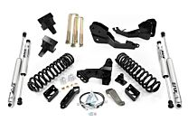 Cognito 5-Inch Standard Lift Kit With Fox PS 2.0 IFP Shocks For 2020 Ford F250/ F350 4WD Trucks