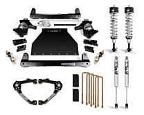 Cognito 4-Inch Performance Lift Kit With Fox PS IFP 2.0 Shocks for 07-18 Silverado/Sierra 1500 2WD/4WD