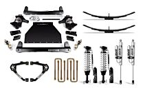 Cognito 4-Inch Elite Lift Kit With Fox FSRR Shocks for 07-18 Silverado/Sierra 1500 2WD/4WD