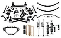 Cognito 7-Inch Elite Lift Kit with Fox FSRR Shocks For 07-18 Silverado/Sierra 1500 2WD/4WD With OEM Stamped Steel/Cast Aluminum Control Arms