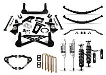 Cognito 12-Inch Elite Lift Kit with Fox FSRR Shocks for 07-18 Silverado/Sierra 1500 2WD/4WD