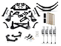 Cognito 10-Inch Performance Lift Kit with Fox PSRR 2.0 Shocks For 20-21 Silverado/Sierra 2500/3500 2WD/4WD