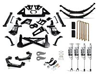 Cognito 12-Inch Performance Lift Kit with Fox 2.0 PSRR Shocks For 20-21 Silverado/Sierra 2500/3500 2WD/4WD