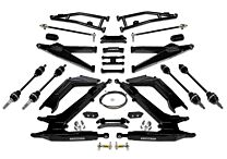 Cognito Long Travel Suspension Package with Demon Axle Assemblies-Yamaha