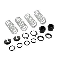 "Fox Tunable Dual Rate Rear Spring Kit For Cognito Long Travel For OE Fox 3.0"" IBP Shocks For Polaris"