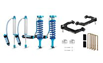Cognito 3-Inch Elite Uniball Leveling Lift Kit With King 2.5 Shocks For 19-20 Silverado/ Sierra 1500 2WD/4WD