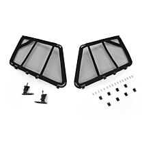 Cognito Front Window Net Kit For Cognito 4 Seat Cage And Door Kit For Polaris