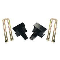 Cognito Block and U-Bolt Kit For 11-21 F250 4WD