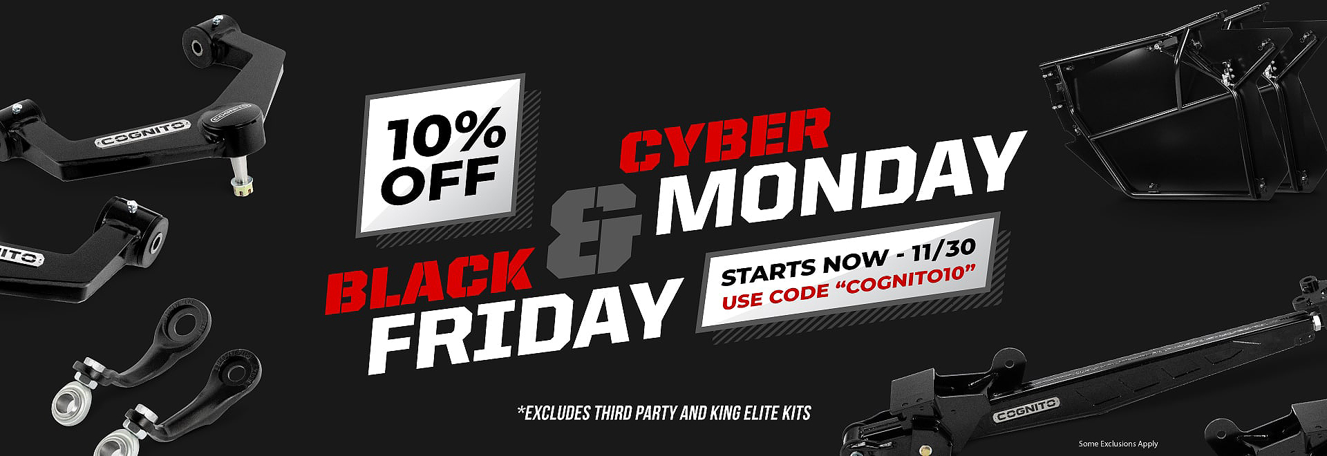 Cognito Black Friday and Cyber Monday Sale