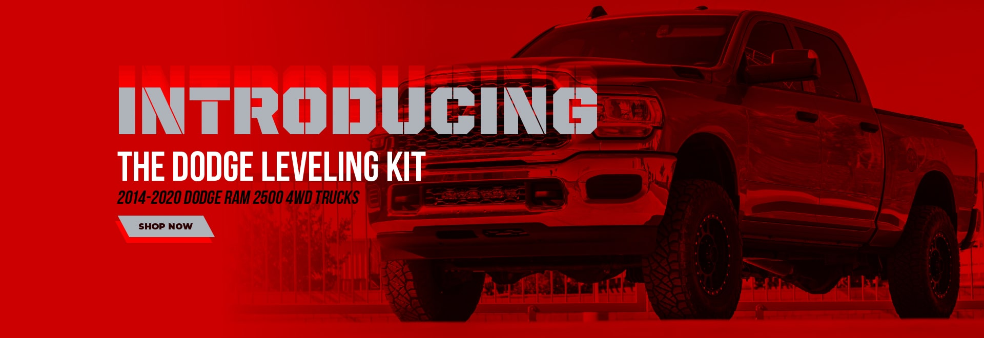 Cognito 3 Inch Performance Leveling Kit for Dodge