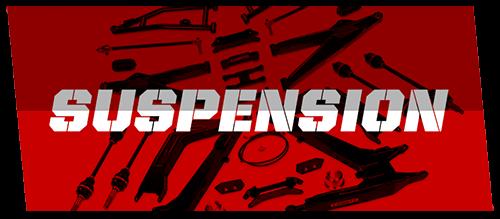 Yamaha-Suspension